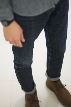 Simple Shirt/Jeans/Shoes