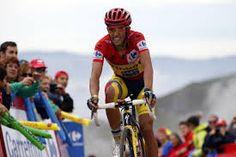 Alberto Contador (Ciclismo) -Giro di Italia -2 Tour de France -3 Vuelta a España