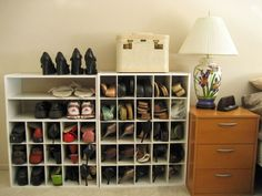 Smart DIY Shoe Rack Ideas for Your Home Tags: build shoe rack ideas, diy shoe rack plans, diy shoe rack bench plans, diy shoe rack ideas, build a shoe rack plans Entryway Shoe Storage, Shoe Storage Rack, Diy Shoe Rack, Ikea Storage, Shoe Organizer, Storage Shelves, Shoe Racks, Shoe Hanger, Shoe Shelves