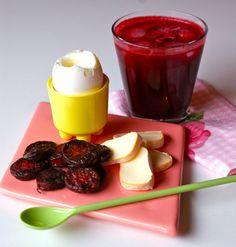 LCHF breakfast, snacks and dinner
