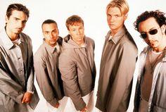 Una playlist en honor a las boy bands de los 90's