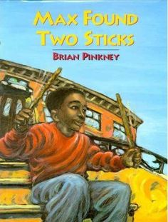 Max Found Two Sticks (Reading Rainbow Book) Although he doesn\'t feel like talking, a young boy responds to questions by drumming on various objects, including a bucket, hat boxes, and garbage cans Singing Lessons, Singing Tips, Singing Games, Piano Lessons, Music Lessons, Flapping Bird, Sonic Adventure, Bird Wings, Reading Rainbow