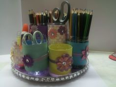 pencil holder - Scrapbook.com