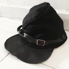 Paul Harnden Shoemakers Black Windowlicker Hat Size One Size $675 - Grailed
