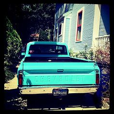 Chevy :') wish this was mine