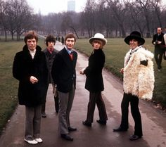 The Rolling Stones, 1963-1969: Behind-the-Scenes Snapshots Pictures - Foggy Day | Rolling Stone