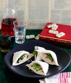 Tramezzini al tonno e uovo (tuna and egg sandwiches) :: Gourmet Traveller Magazine Mobile