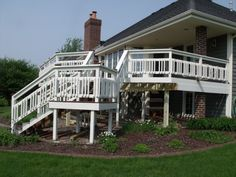 Deck constructed by Matthew Reilly