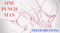 ONE PUNCH MAN: SPEED DRAWING | ANIME