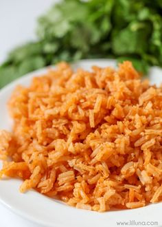 Homemade Spanish Rice Recipe – Made this for Clayton & Erica's Engagement Party and loved it! Homemade Spanish Rice Recipe – Made this for Clayton & Erica's Engagement Party and loved it! Homemade Mexican Rice, Mexican Rice Recipes, Mexican Dishes, Easy Mexican Rice, Authentic Mexican Rice, Recipes With Rice, Mexican Style Rice Recipe, Mexican Rice Recipe For Rice Cooker, Salads
