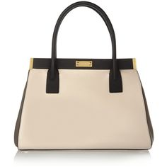 Marni Leather tote found on Polyvore