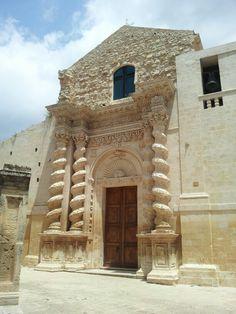 Chiesa dell' Annunziata, Palazzolo Acreide, Sicilia, Italia