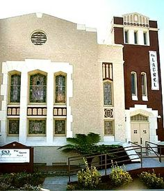Rubicon Theatre Company in Ventura, CA. Small little Venue...great place to see a play. Have seen many plays here!