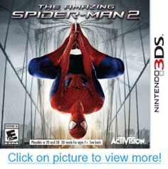 Swing into actionpacked fun with The Amazing Spider-Man 2 for PlayStation Based on the blockbuster film the video game lets you play as Spider-Man fighting classic villains throughout New York. The Amazing Spider-Man 2 Pre-Owned PlayStation 3 Xbox 360 Video, Ps4 Video, Spider Man 2 Game, Marvel Comics, Spiderman Marvel, Ms Marvel, Batman Vs, Captain Marvel, Marvel Avengers
