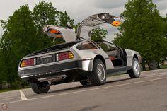 "De Lorean Dmc-12 - famous ""Back to the future car"""