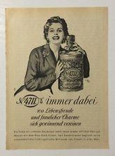 Werbung ca A5: 4711 Immer Dabei  1955 (15101496)