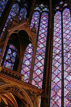 Sainte Chapelle Church - Paris