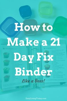 how to fix a binder