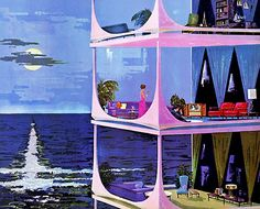 Motorola Future ads, 1961 - Retronaut