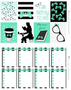 This sticker kit suits the Erin Condren Vertical Planner.  It includes 6 x Sheets on matte high quality sticker paper.  Kit includes...  * 8 x Full Boxes * 8 x Check Boxes * 1 x Page of Headers & Lil Bitties * Day / Date covers * 8 x Half Boxes * 8 x Quarter boxes * Bottom Washi Including Daily Highlights * Weekend banner & decorative stickers.