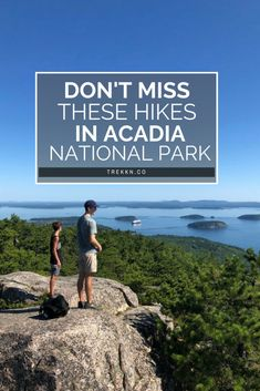 3 Acadia National Park Hiking Trails You Can't Miss Acadia National Park Hiking, National Parks Usa, Maine Road Trip, Road Trips, Acadia Maine, Africa Destinations, New England Travel, Best Hikes, Hiking Trails