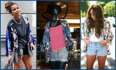 Deze buitenlandse trend mogen we aankomende zomer echt niet missen. De kimono! Deze trend is in verschillenden kleurtjes en printjes te verkrijgen. Wij doen natuurlijk ook mee en hebben o.a deze kleurrijke kimono van Only voor maar €21,95. Combineer de kimono met een short of een skinny jeans voor een trendy look.