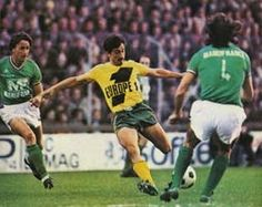 Fc Nantes, St Etienne, Forever, Football Soccer, 1984, Goals, Sports, Images, Retro