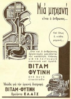 400 παλιές έντυπες ελληνικές διαφημίσεις | athensville Vintage Advertising Posters, Old Advertisements, Vintage Ads, Old Greek, Poster Pictures, Retro Ads, The Past, History, Memories