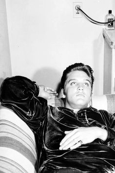 Elvis Presley, September 1956.