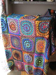 Ravelry: brookbaby's Don't H8 me because I like making these blankets...
