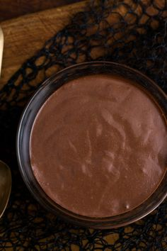 NYT Cooking: This rich, creamy confection crosses a classic, American, cornstarch-thickened chocolate pudding with a luxurious French egg-yolk-laden chocolate custard called pot de crème. It has a dense, satiny texture and a fudgelike flavor from the combination of bittersweet chocolate, cocoa powder and brown sugar. Make sure to serve it with either whipped cream or crème fraîche for a cool%2...