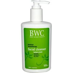 Beauty Without Cruelty Facial Cleanser Herbal Cream - 8.5 fl oz