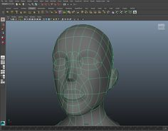 Download new, high quality head IMAGE PLANES here: http://wp.me/P3V1aP-TC The head and face are more complicated than the rest of the body combined! This May...