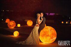 loving the globes!