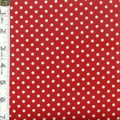 Aunt Grace's Dots by Judie Rothermel for Marcus ~ Follow this pin to the Fabric Shack to see the these cute polka dots in a rainbow of colors!