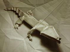 Origami // Artist: Marc  Fichou // Country: State of California