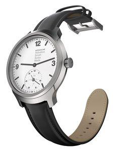 Immer mehr Hersteller drängen mit den verschiedensten Ansätzen von Smartwatches auf den Markt. Und doch kann dieMondaine Helvetica No 1 Bold Smart mit einer echten Neuheit punkten, denn hier wird ...