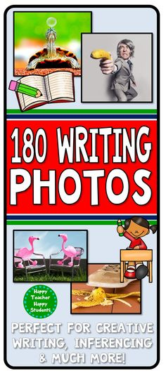 180 Funny Silly Cute Crazy Writing Prompt Photos That Your Students Will Love