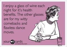 Absolutely!! And if you've seen me dance...you know it's TRUE!!!