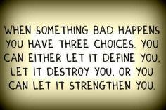 3 Choices by AlannaMae