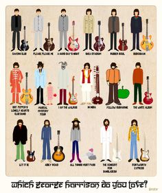 Which George Harrison do you love? For @Nicole Novembrino Brown