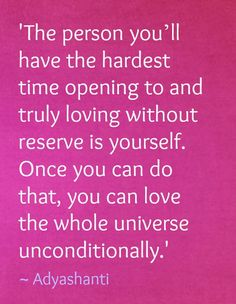 Adyashanti's be yourself wisdom Self Love Quotes, Wise Quotes, Inspirational Quotes, Motivational Sayings, Quotable Quotes, Buddha, Self Compassion, Thing 1, Inner Peace