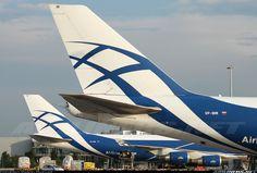 AirBridgeCargo Boeing 747-46NF/ER/SCD @ FRA