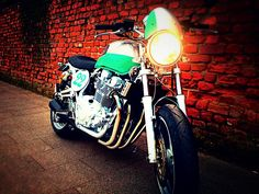 Yamaha XJR1200 by Aniba Motorcycles
