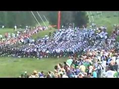 Scotland the brave over 750 pipes & drums