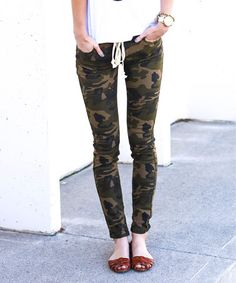 Another great find on #zulily! Camo Joggers #zulilyfinds