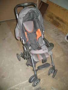 Combi stroller Used - $35 (Hamilton)