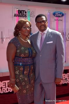 Judge Greg Mathis walks the red carpet with his lovely wife! Chris Rock, Bet Awards, Living In La, Black Celebrities, Significant Other, Judges, Walks, Red Carpet, Singer