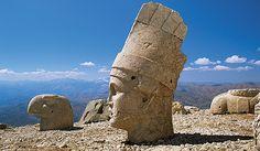 Mount Nemrut sculptures, Armenia