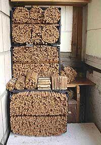 Rearing osmia bees in Ukraine. Dr.Komissar Alexander